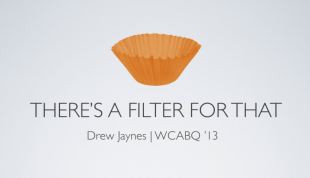 "Summary of Drew Jaynes: Useful WordPress filters – A summary of ""There's a filter for that"""